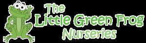 Little Green Frog Logo 2018v2