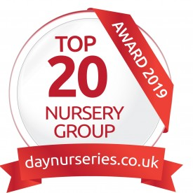 recommended day nursery award 2019